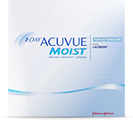 1-day Acuvue Moist for Astigmatism bygningsfejl linser til 1-dags skift