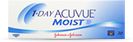 1-Day Acuvue Moist kontaktlinser