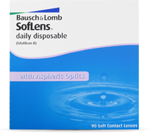 Soflens daily disposable 1-dagslinser